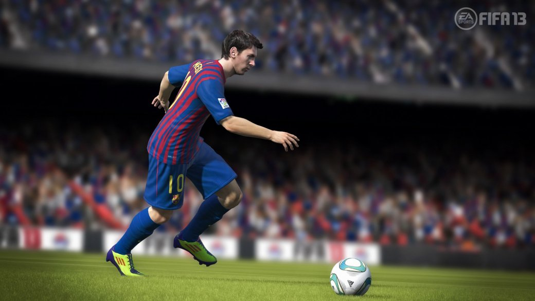 FIFA 13: эксклюзивный репортаж из Лондона   Канобу - Изображение 4