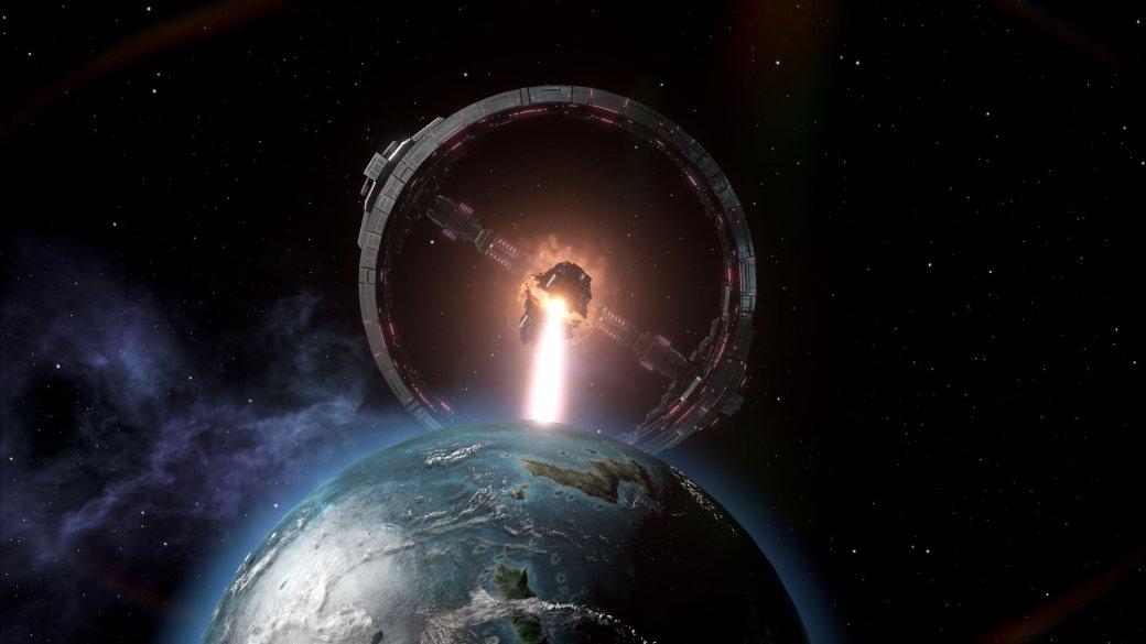 В Stellaris «наступит апокалипсис» с орбитальными пушками и огромными кораблями. - Изображение 1