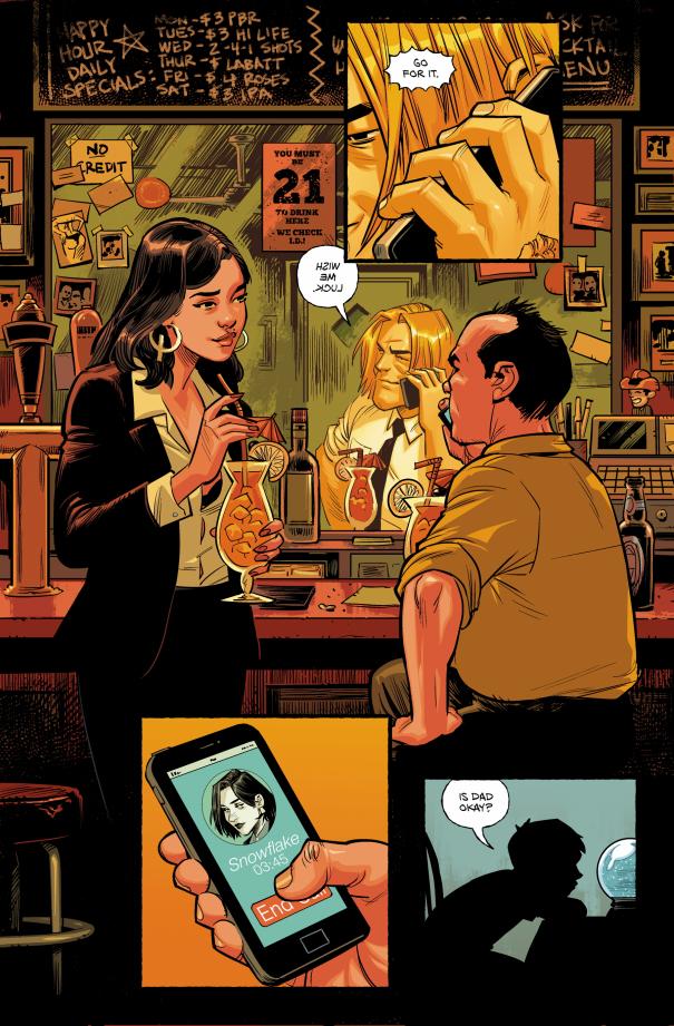 Первый взгляд на «Бойцовский клуб 3» — продолжение истории Чака Паланика в комиксах | Канобу - Изображение 9