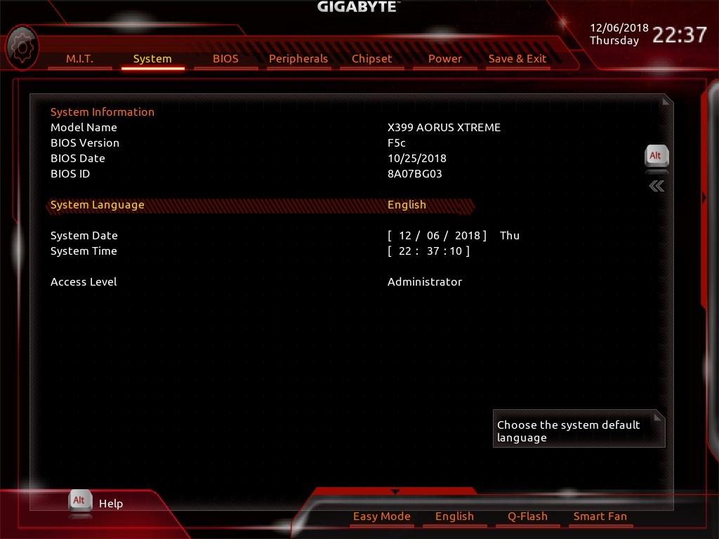 Обзор итестирование материнской платы GIGABYTE X399 AORUS XTREME | Канобу - Изображение 4072
