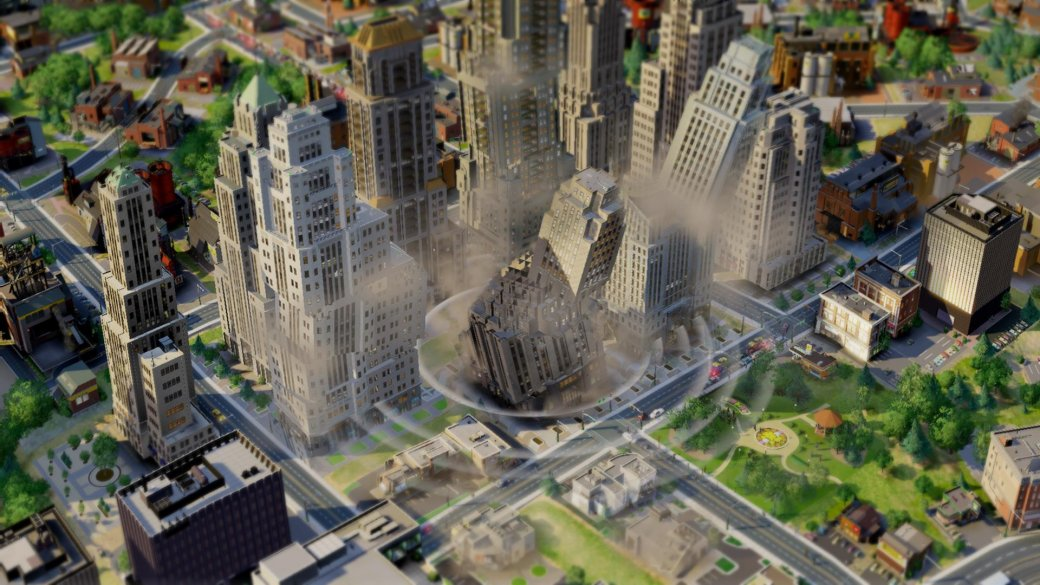 Эволюция Катастрофы От первой до последней SimCity | Канобу - Изображение 1