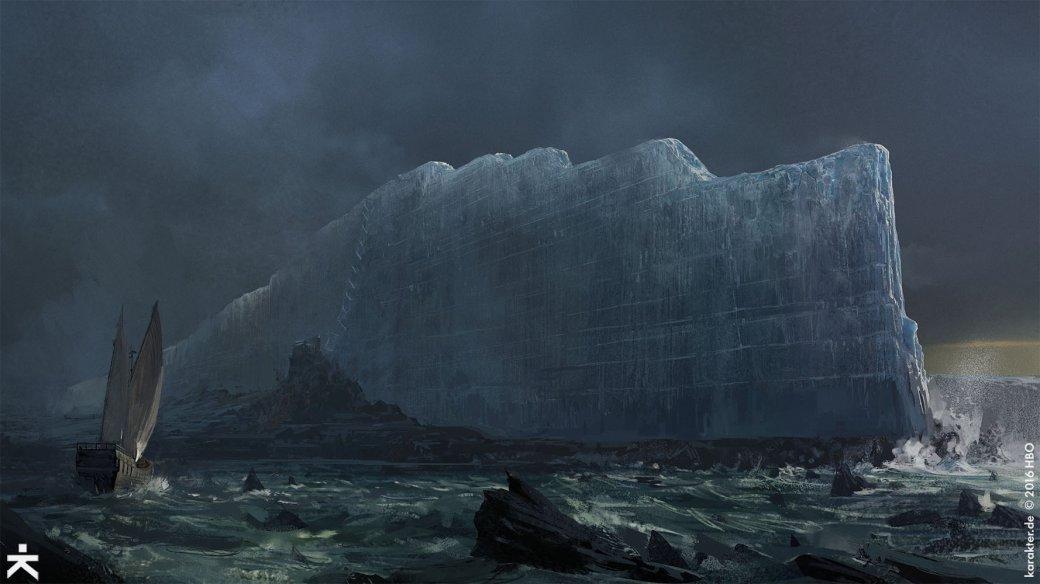 Взгляните напотрясающие концепт-арты 7 сезона «Игры престолов». - Изображение 20