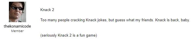Геймеры назвали хорошие игры, которым никто так инедал шанса (аони его заслуживали). - Изображение 3