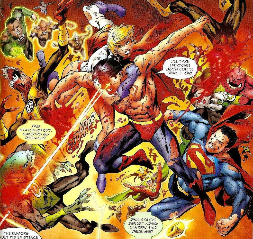 Кем может оказаться Мистер Оз в комиксах DC?  | Канобу - Изображение 3953