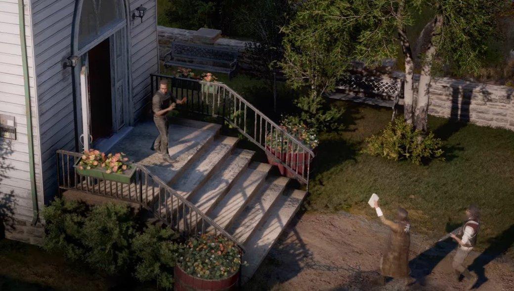 Выглядит круто. Разбираем анонс Far Cry5 | Канобу - Изображение 4