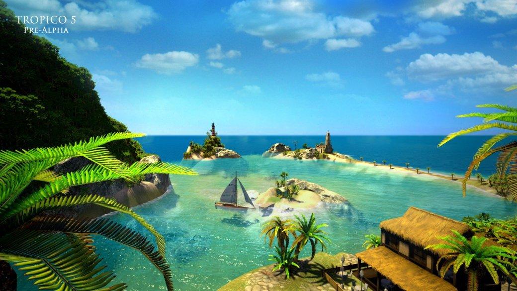 Tropico 5 объявится на PC в мае   Канобу - Изображение 4348