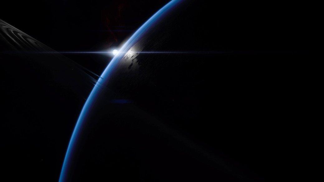 Потрясающий космос Mass Effect: Andromeda | Канобу - Изображение 1
