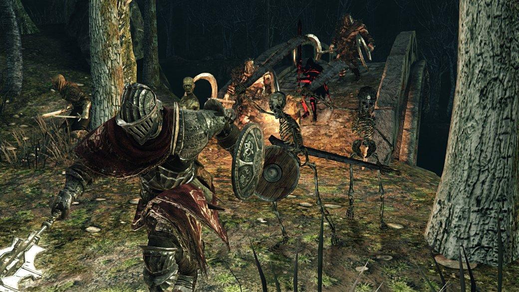 Dark Souls 2: SotFS была слишком легкой? Enemy Randomizer добавит в нее элемент неожиданности . - Изображение 1