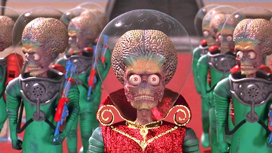 Лучшие фильмы про пришельцев и НЛО - список фильмов про вторжение иноплянетян | Канобу - Изображение 5