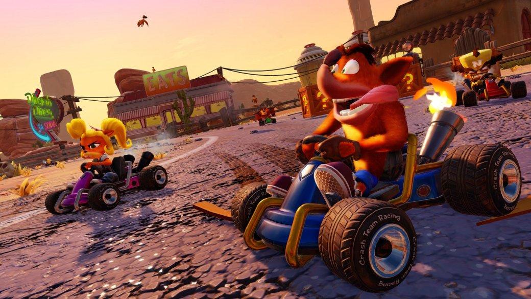 Рецензия на Crash Team Racing: Nitro-Fueled | Канобу - Изображение 14543