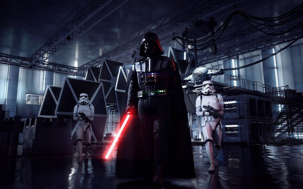 Дарт Вейдер, Хан Соло, Оби-Ван иЙода. Какие еще персонажи Star Wars появлялись ввидеоиграх | Канобу - Изображение 2153