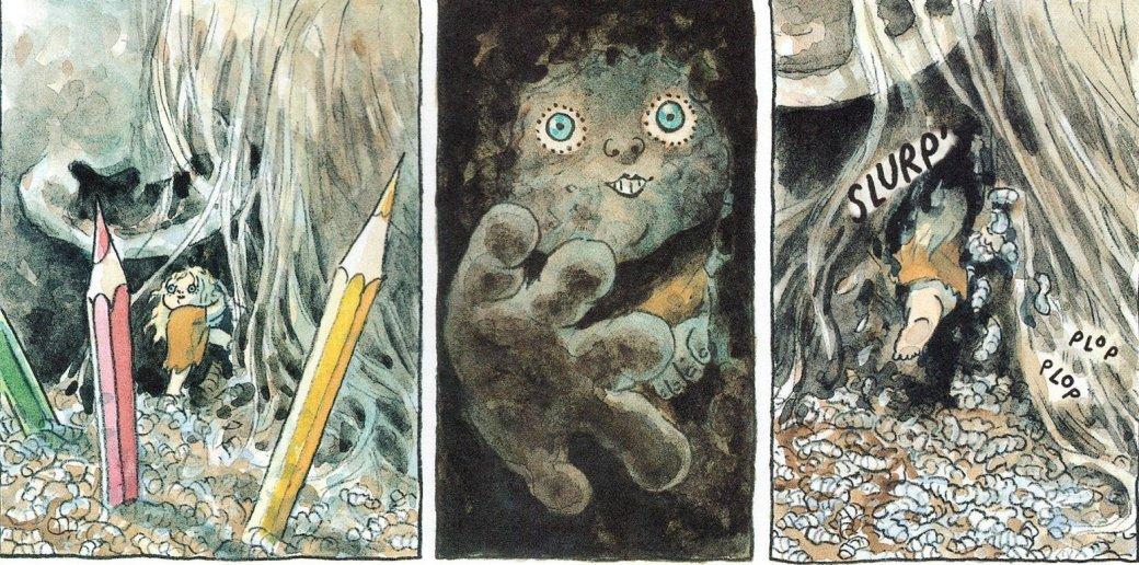 Самые жуткие и отвратительные хоррор-комиксы | Канобу - Изображение 2