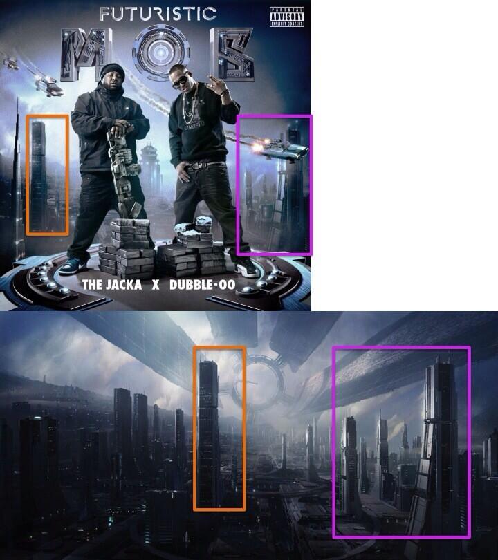 Агентов «Щ.И.Т.» обвинили в плагиате концепт-арта Mass Effect   Канобу - Изображение 503