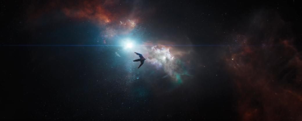 Ронин, пугало Таноса иСтарк вкосмосе. Что показали впервом трейлере фильма «Мстители4»? | Канобу - Изображение 6