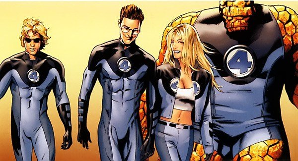 Мистер Фантастик стал врагом Железного Человека – доброго Доктора Дума | Канобу - Изображение 825