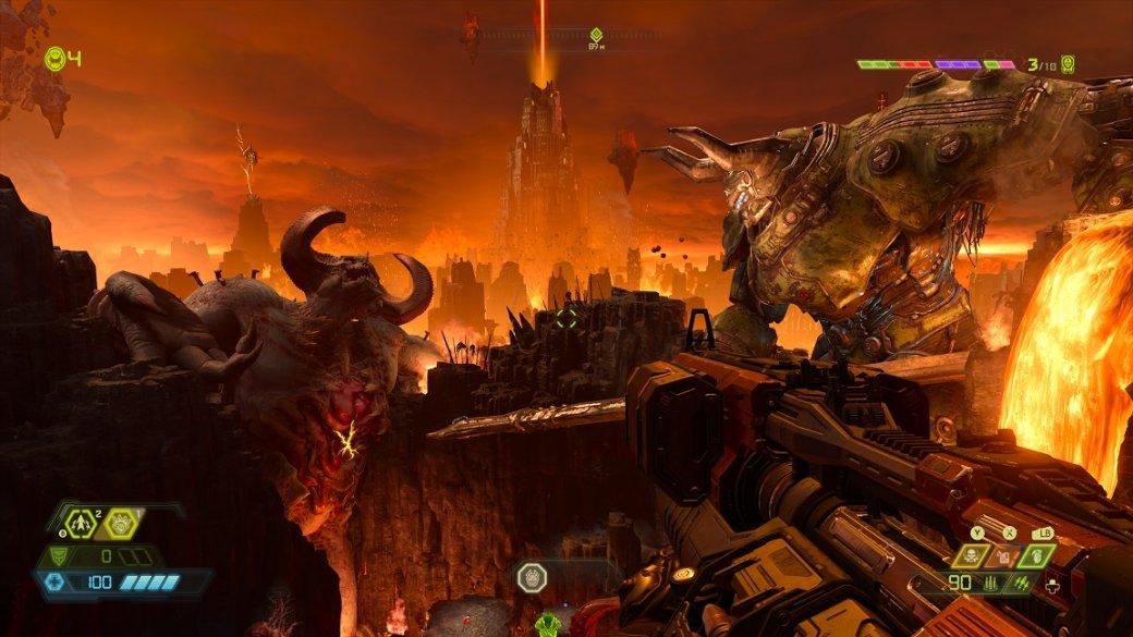 Рецензия на Doom Eternal | Канобу - Изображение 1010