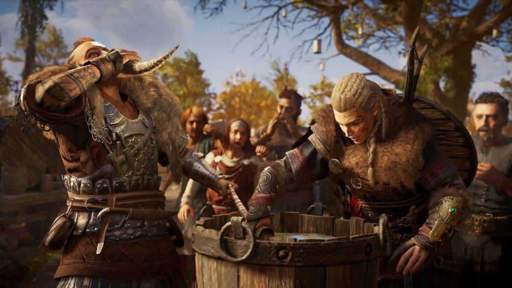 Assassin's Creed: Valhalla (2020) иреальные викинги вАнглии IXвека. Как все было насамом деле? | Канобу - Изображение 5366