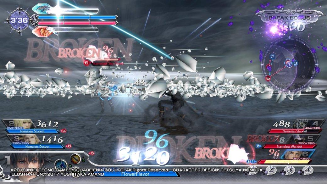 Рецензия на Dissidia Final Fantasy NT. Обзор игры - Изображение 4
