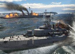 Раздача ключей наЗБТ морских сражений вWar Thunder наPC
