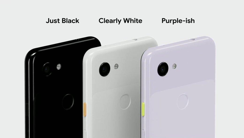 Google представила бюджетные флагманы Pixel 3aи3aXL | Канобу - Изображение 7191