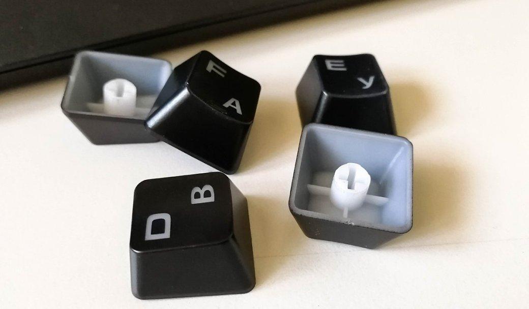 Клавиатура Cougar Attack X3 RGB— настоящие Cherry MXиничего лишнего   Канобу - Изображение 9811