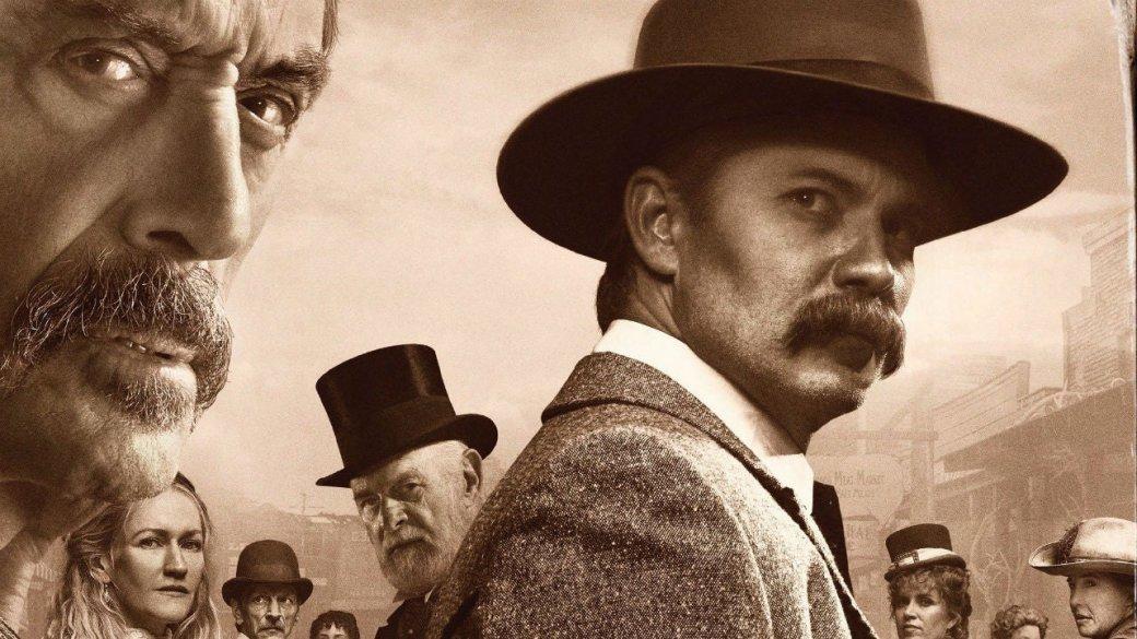 31мая HBO выпустил полнометражный фильм-продолжение культового сериала «Дэдвуд» (Deadwood), действие которого происходит спустя 10 лет после событий оригинальногошоу. Весь ключевой каст вернулся ксвоим ролям впродолжении истории. Стоилоли оно того?