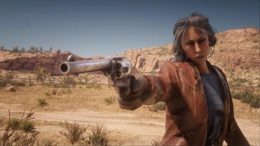 Следующее обновление для Red Dead Online призвано охладить пыл слишком агрессивных игроков | Канобу - Изображение 3503