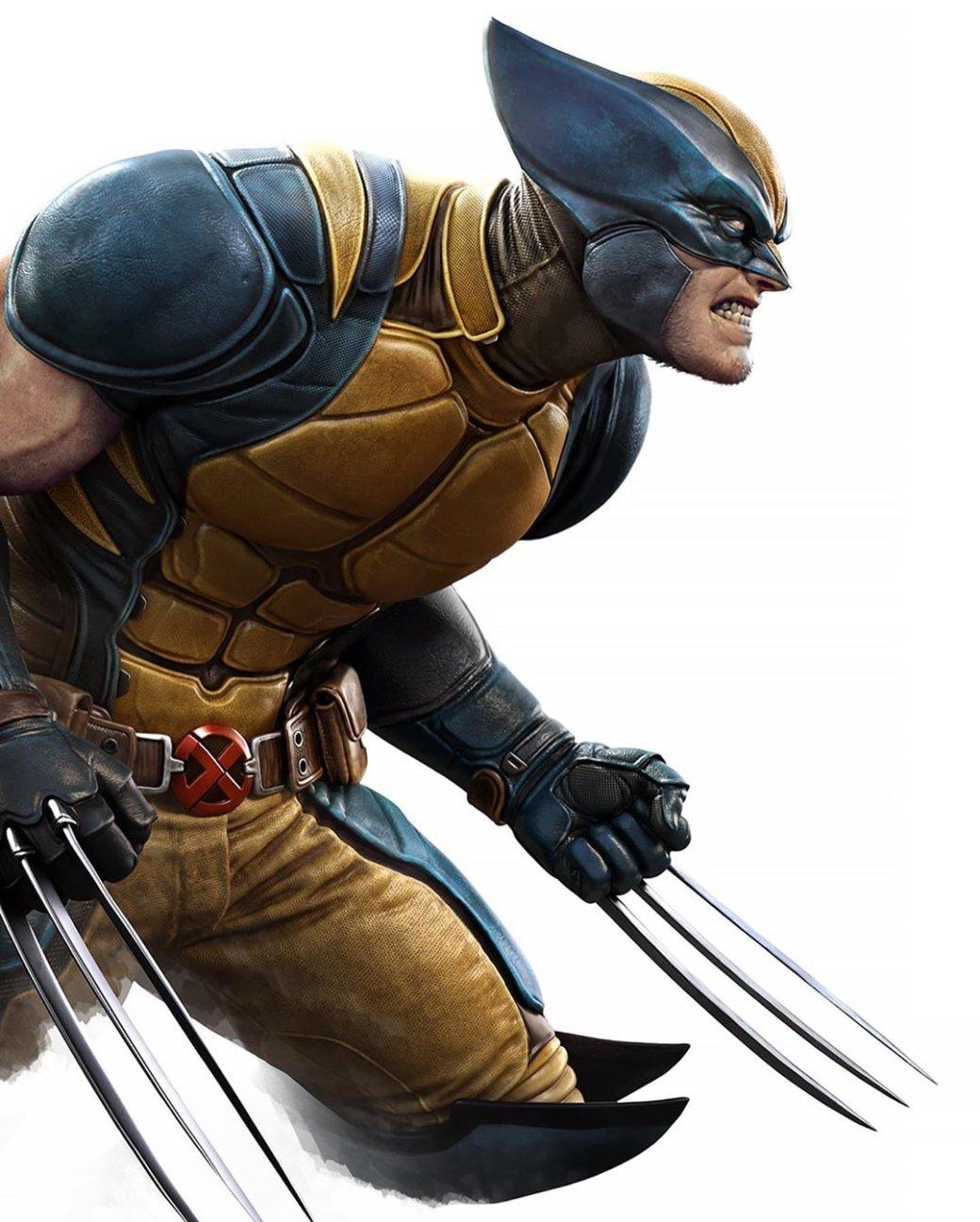 Как Люди-Икс моглибы выглядеть вкиновселенной Marvel. Показал арт-директор God ofWar