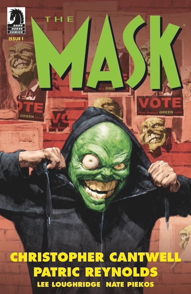 Классический образ Маски вернется вновом комиксе слозунгом «Make America Green Again» | Канобу - Изображение 2