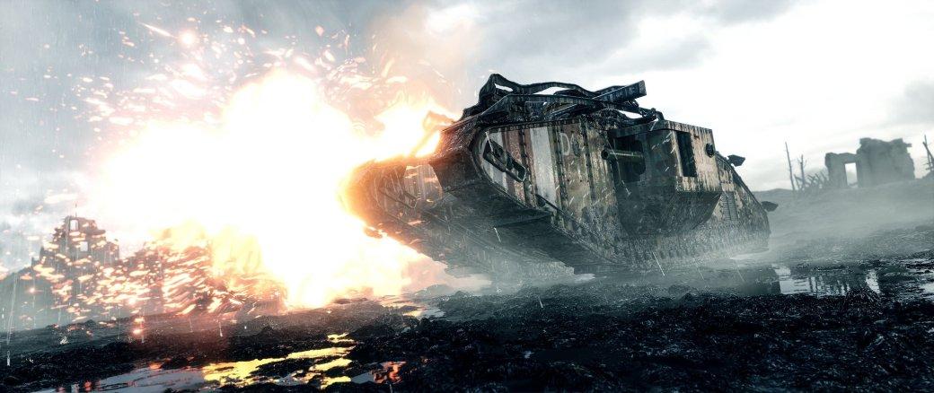 Изумительные скриншоты Battlefield 1 | Канобу - Изображение 8334