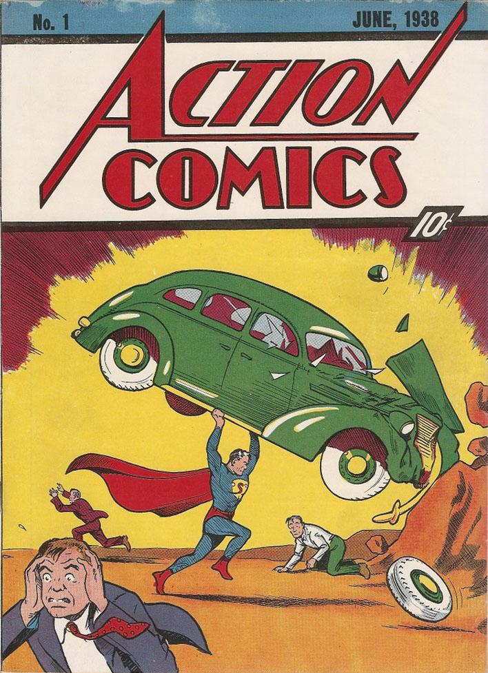 История Супермена иэволюция его образа вкомиксах   Канобу - Изображение 9384