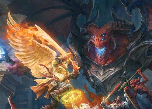 Мрачная атмосфера, демоны иновые классы: первые подробности Pathfinder: Wrath ofthe Righteous