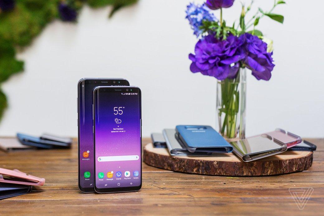 ТОП-10 лучших смартфонов 2017 года: бюджетные, недорогие и флагманские смартфоны | Канобу - Изображение 11877