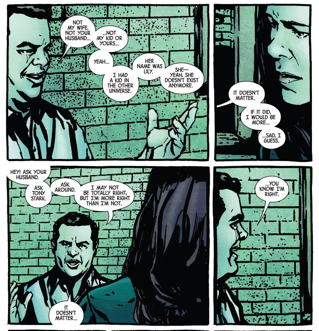В пятом номере Джессики Джонс есть неожиданная отсылка к Secret Wars | Канобу - Изображение 11108