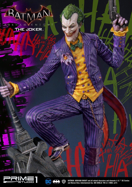 Новая статуя Джокера изBatman: Arkham Knight выглядит впечатляюще | Канобу - Изображение 3