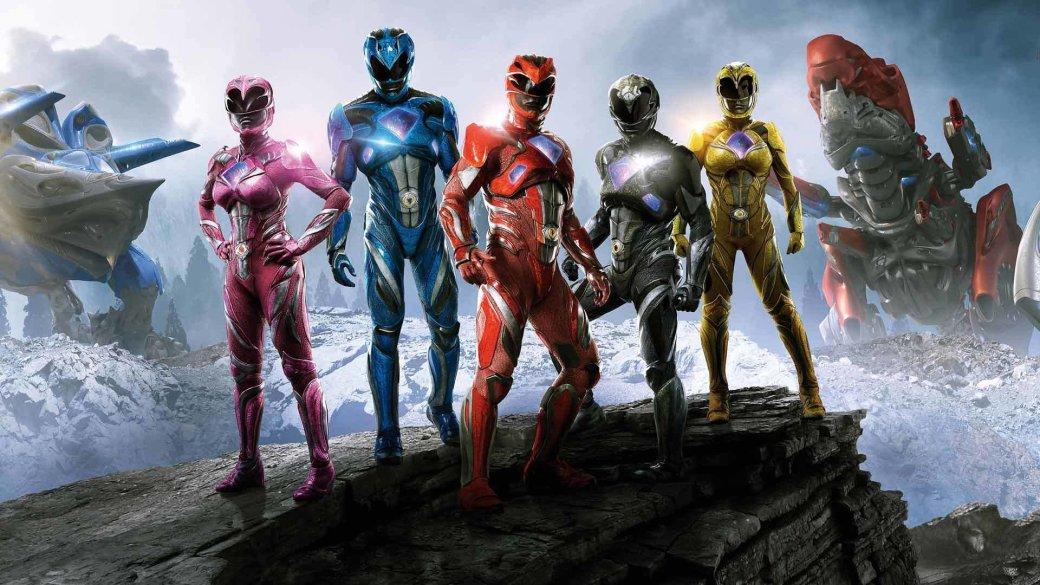 Слух: Hasbro перезапустит «Могучих рейнджеров» с новым актерским составом | Канобу - Изображение 1
