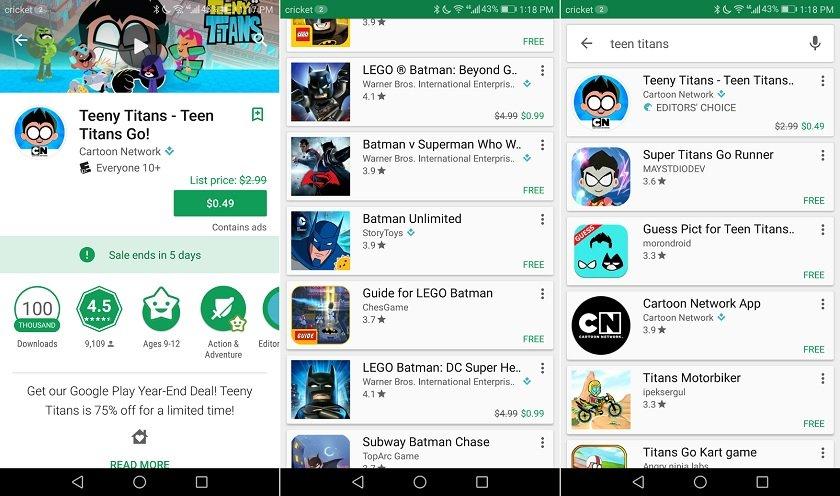 Google Play уведомит пользователей о скидках на приложения | Канобу - Изображение 7585
