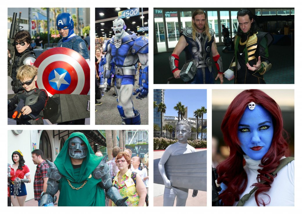 Косплей Comic-Con | Канобу - Изображение 17