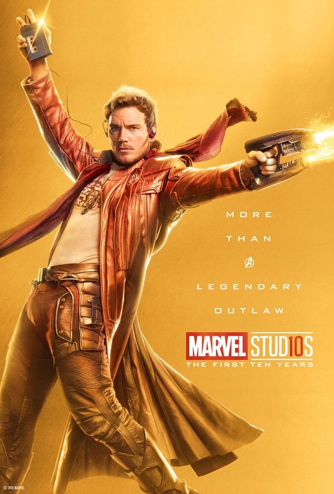 «Больше, чем легендарный преступник». ВСети появились новые юбилейные постеры Marvel Studios | Канобу - Изображение 22