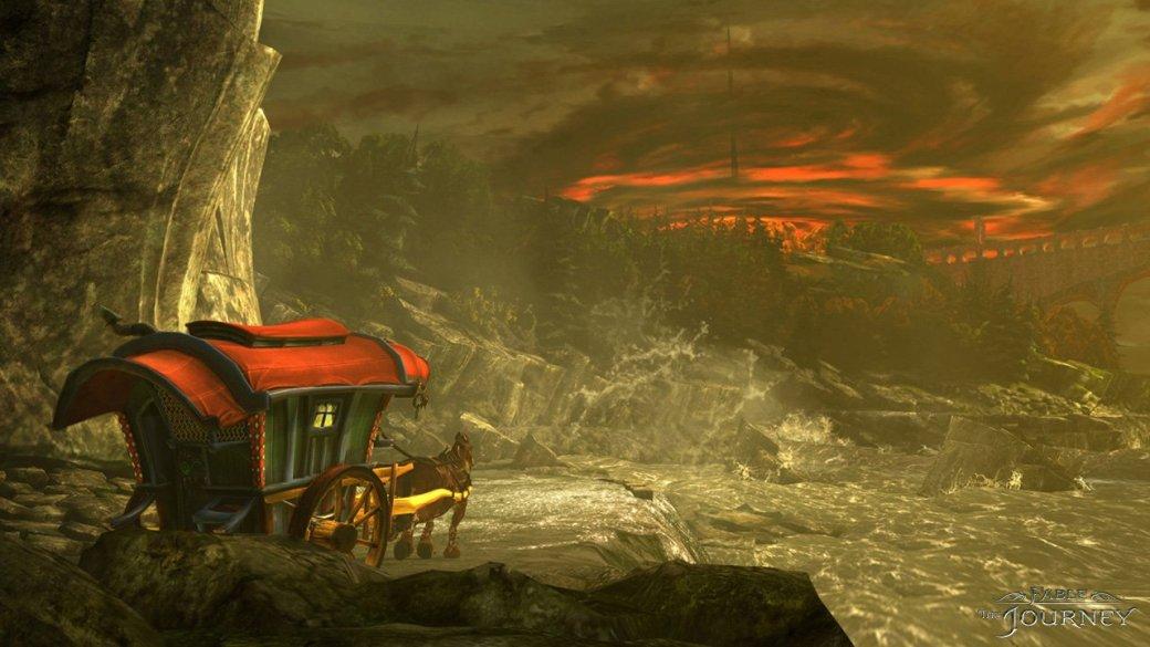 Рецензия на Fable: The Journey | Канобу - Изображение 7341