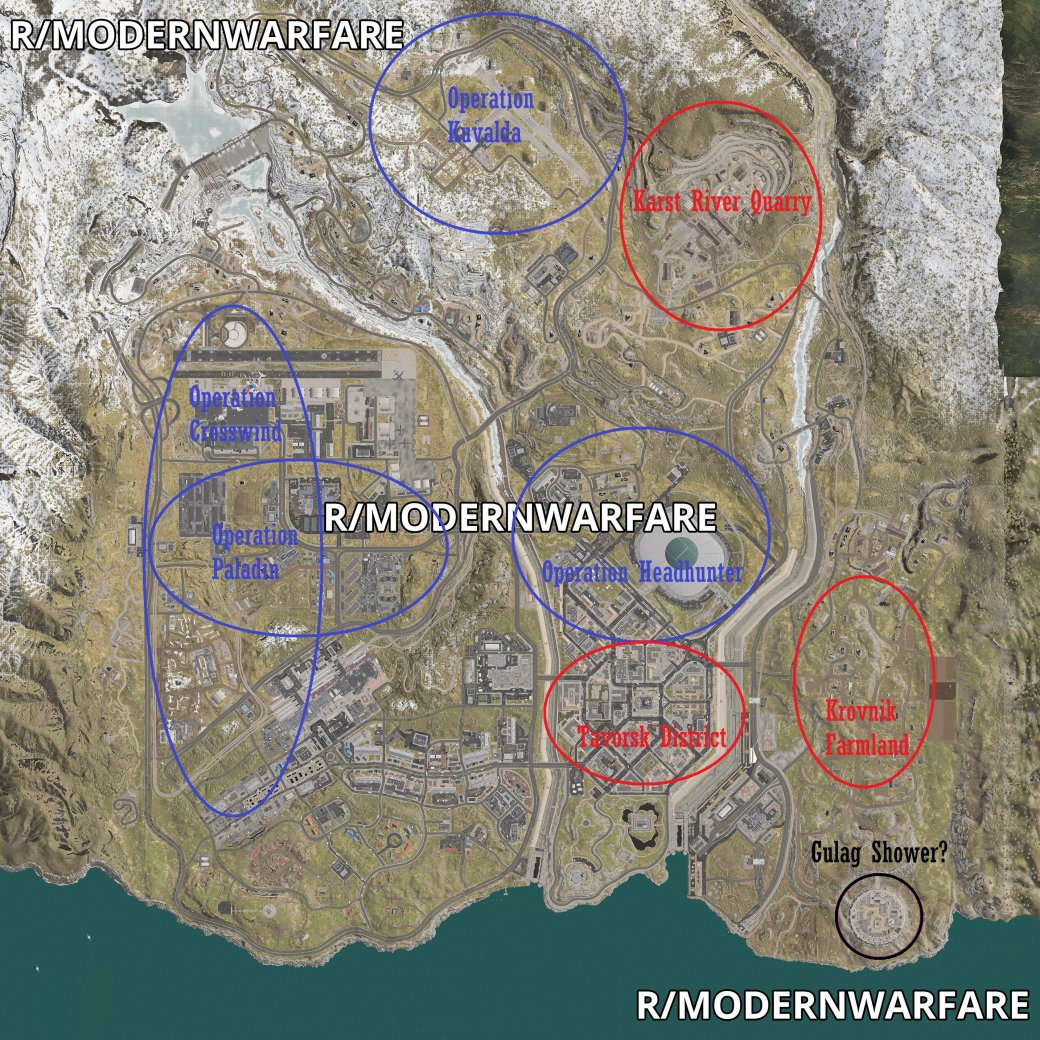 В файлах CoD: Modern Warfare нашли карту и детали «королевской битвы» | Канобу - Изображение 4587