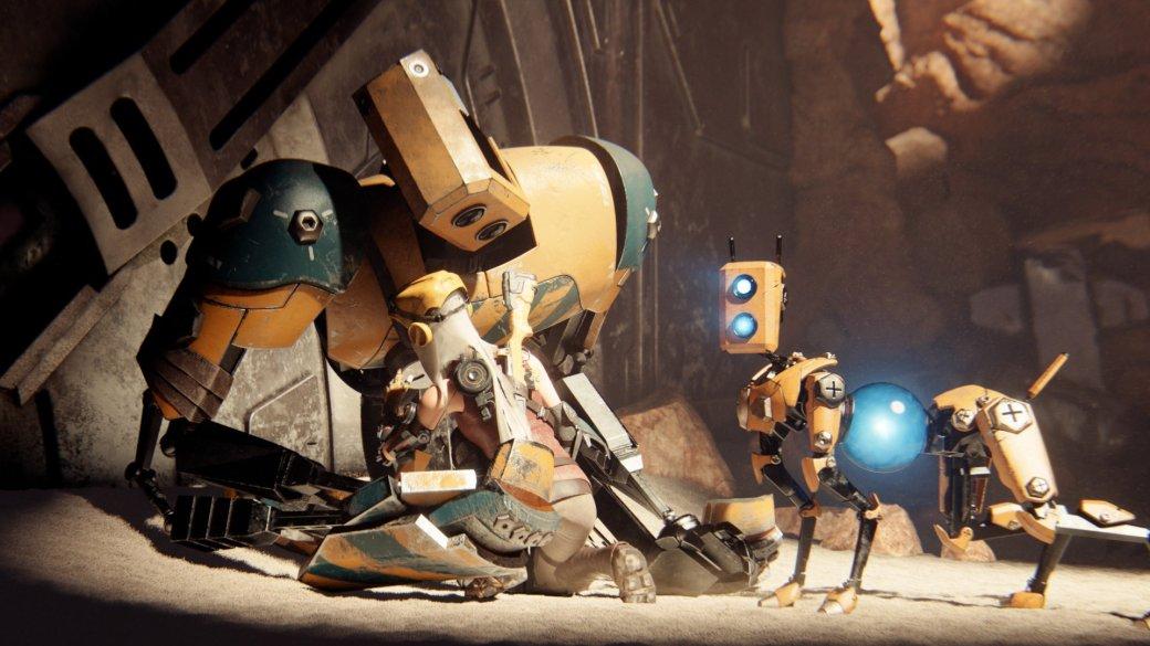 Gears of War 4, ReCore, Scalebound – наши впечатления | Канобу - Изображение 13