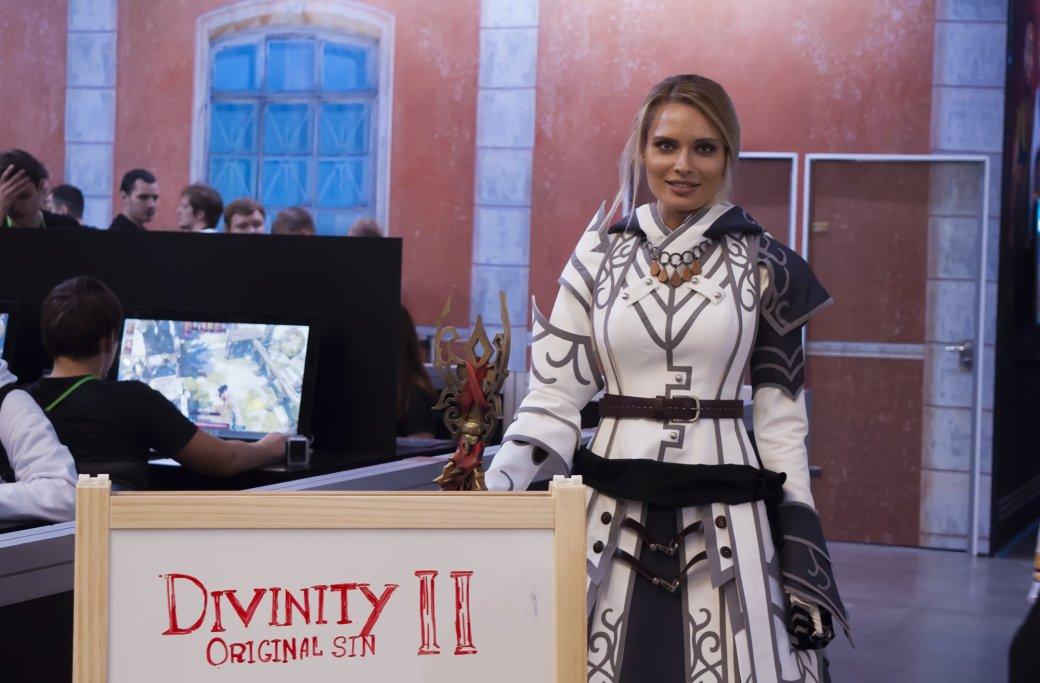 Фотоотчет с«ИгроМира» иComic Con Russia 2016. День1 | Канобу - Изображение 866