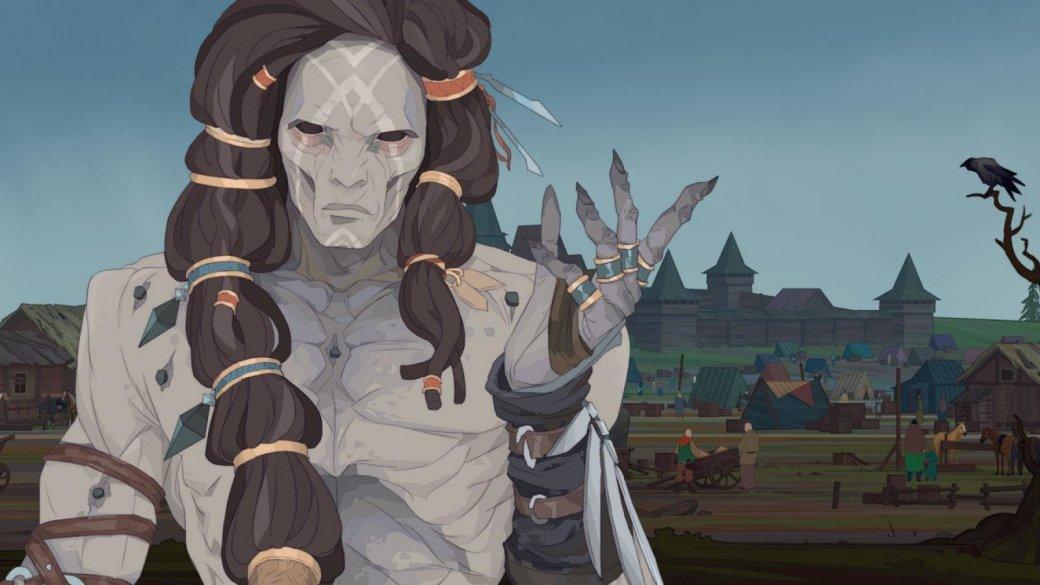 Рецензия на Ash of Gods. Обзор игры - Изображение 1