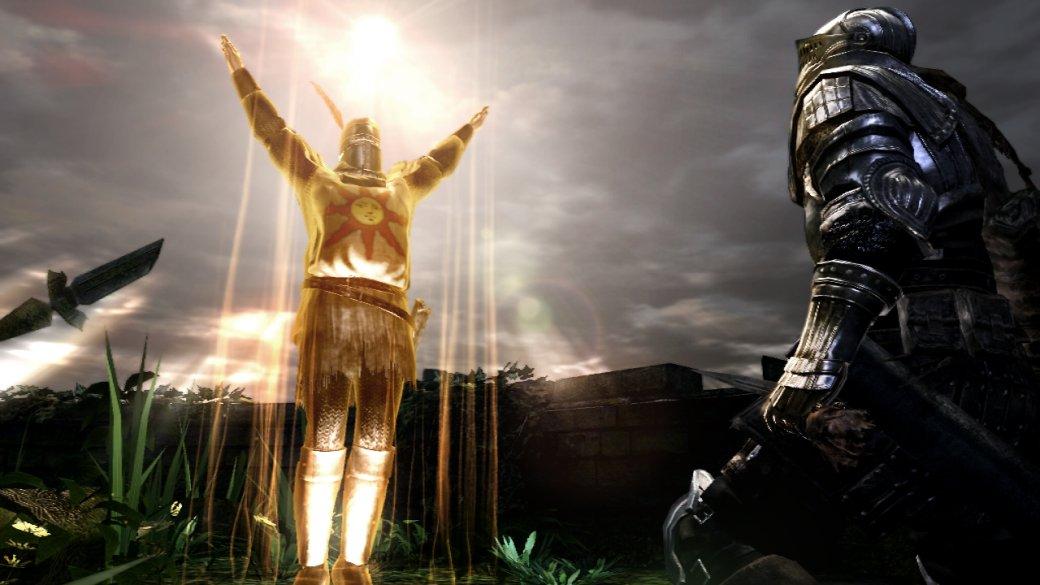 5 любопытных фактов оDark Souls ивсей Souls-серии