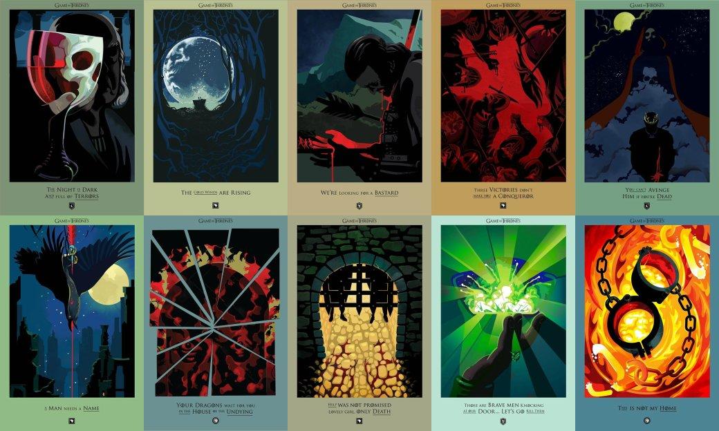 Лучший арт по «Игре Престолов» | Канобу - Изображение 6560