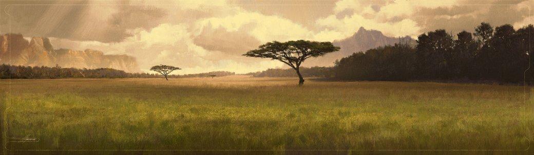 Безграничная красота! Полюбуйтесь напрекрасные концепт-арты «Войны Бесконечности» | Канобу - Изображение 15