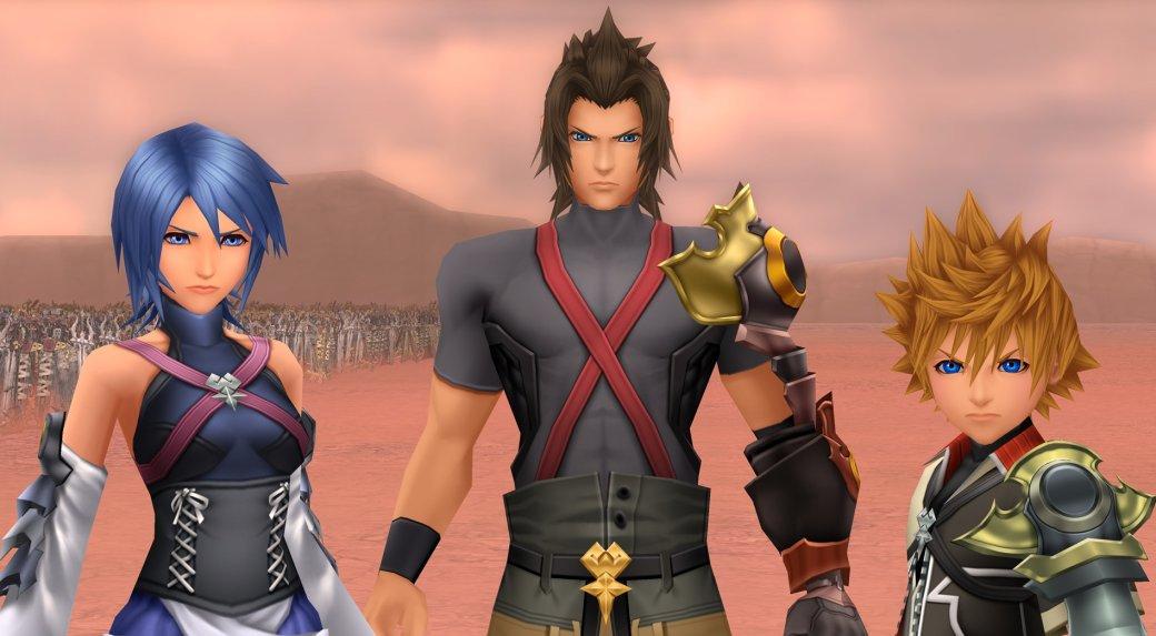 Серия игр Kingdom Hearts - полный пересказ сюжета всех частей Kingdom Hearts | Канобу - Изображение 8