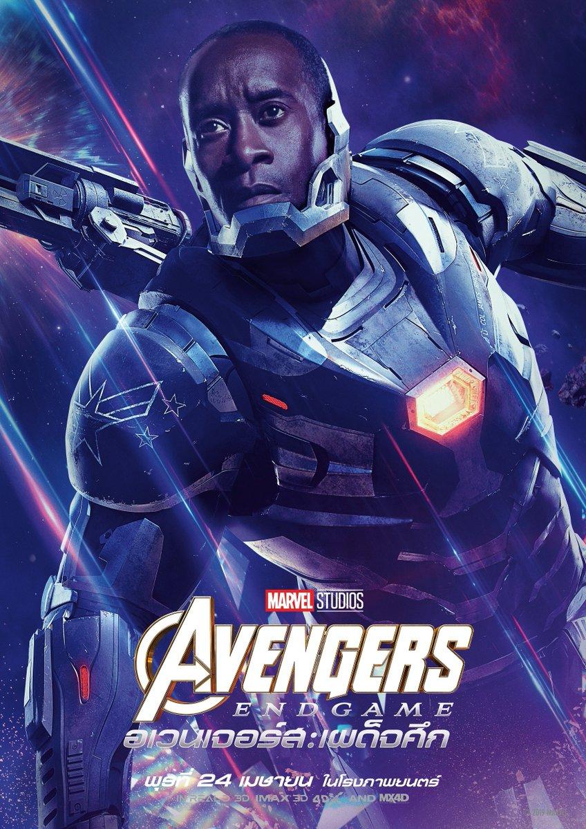 Всети оказалась куча новых постеров «Мстителей: Финал». Выже еще неустали?   Канобу - Изображение 5791