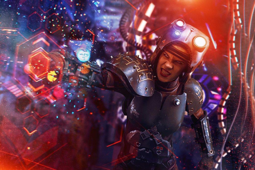 Саша Кайдановски, пилот егеря «Черный Альфа», впотрясающем косплее по«Тихоокеанскому рубежу» | Канобу - Изображение 6353